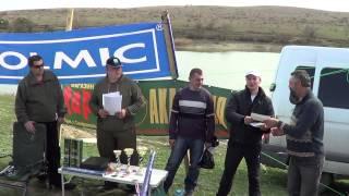 Весенний фидер 2013 АР КРЫМ.Соревнования по фидерной ловле