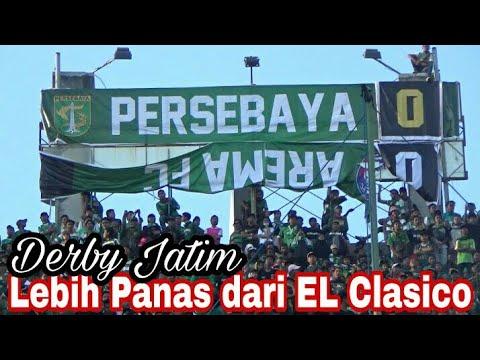 Panas..!!! Tribun Bonek Green Nord | Emosi Jiwaku Chant | Persebaya vs Arema