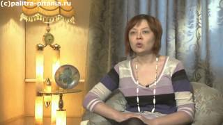 Диетолог Наталия Лютова. Калорийность.