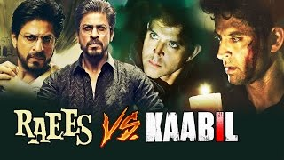Raees Vs Kaabil | Trade Experts PREDICTS The Winner | Shahrukh Vs Hrithik
