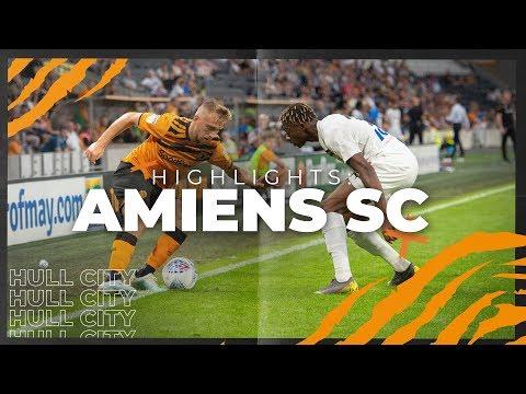 Hull City 0-2 Amiens SC | Highlights