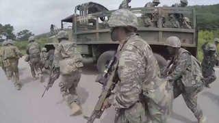 미 해병대 백령도ㆍ연평도서 우리군과 합동훈련…北도발 대…