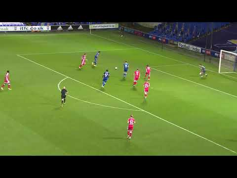 Ipswich Gillingham Goals And Highlights