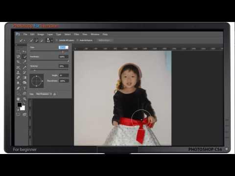 Hướng dẫn photoshop cs6 cơ bản   Tạo vùng chọn để xử lý ảnh   cơ bản bài 04 p2