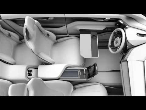 volvo driverless concept 26 ordinary becomes extraordinary youtube. Black Bedroom Furniture Sets. Home Design Ideas
