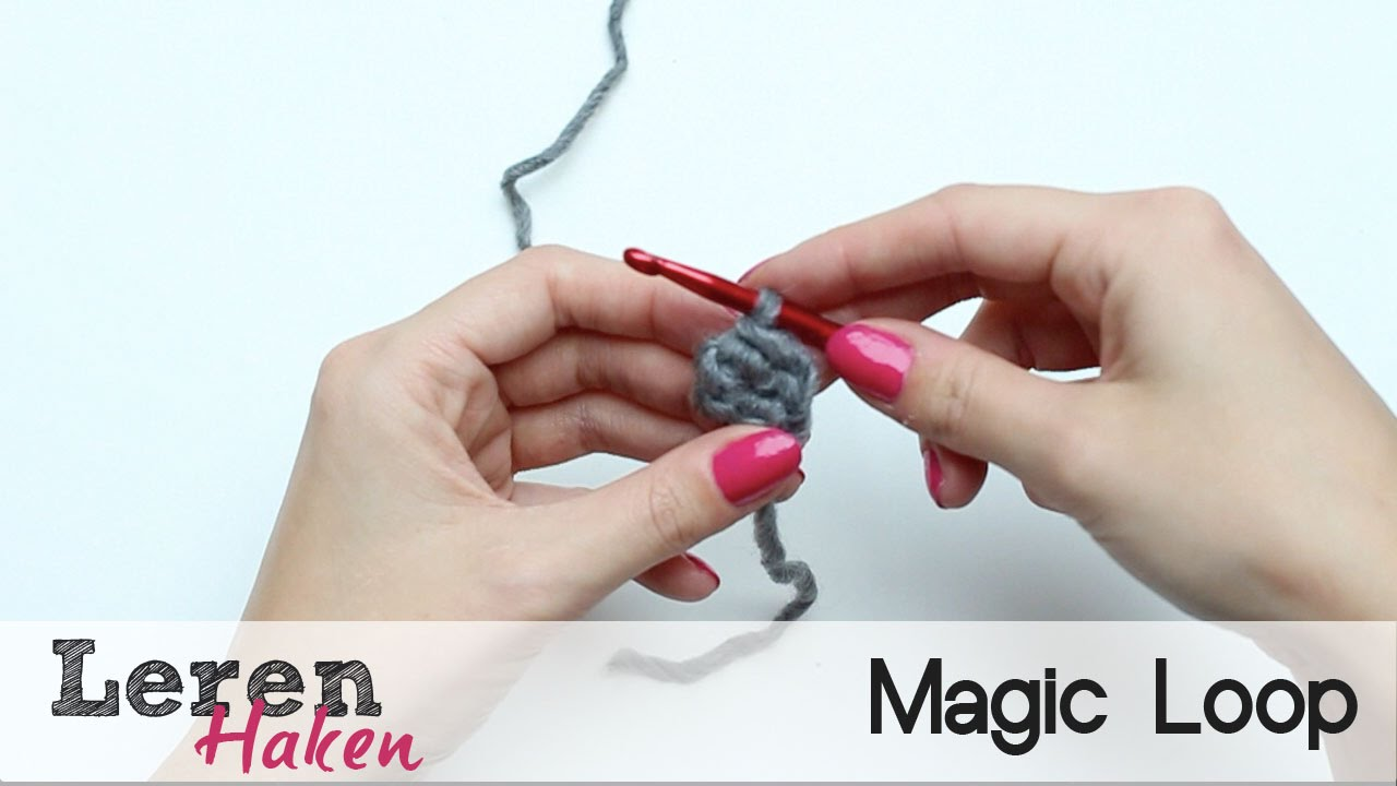 Leren Haken 3 Magic Loop Haken Youtube