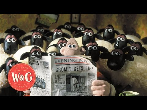 A Close Shave - Chase Scene - Wallace and Gromit thumbnail