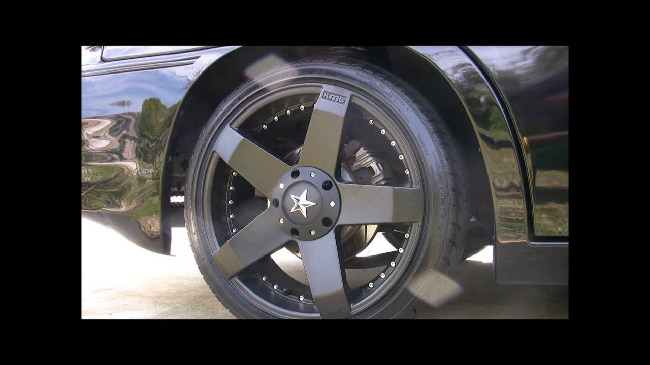 Grand Am Vlog March 2013 Kmc Rockstar Rims Hd Youtube