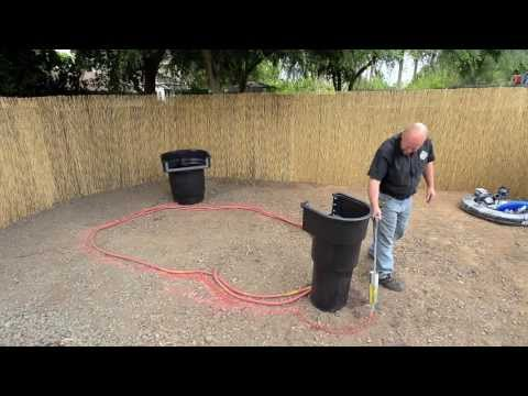 How To Build A Fish Pond Part 1  Pond Design And Layout