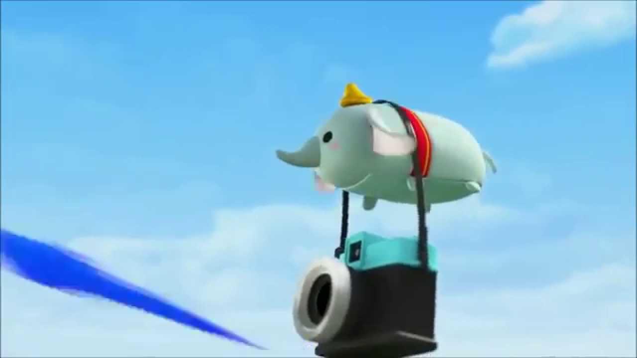Disney Tsum Tsum Para Colorear Dumbo: Tsum Tsum Dumbo In The Ghost