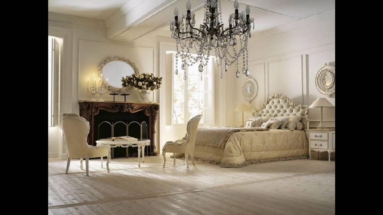 Decoracin estilo francs de dormitorios  French style