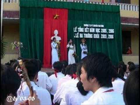 Thai Binh Gifted school K 01 - 07