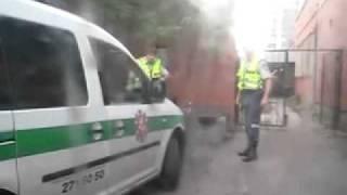 Neteiseti policijos veiksmai