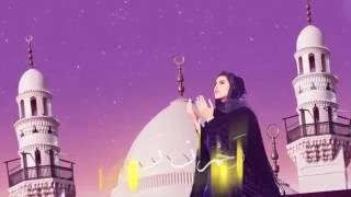 بالفيديو.. أحلام تشدو بأسماء الله الحسنى