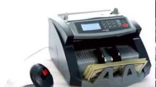 Cassida 5550 Series • Счетчик банкнот денег(, 2013-12-17T11:20:27.000Z)
