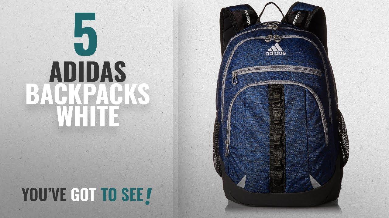 7b16a9e7d55c Adidas Backpacks White  2018 Best Sellers   adidas Prime III Backpack