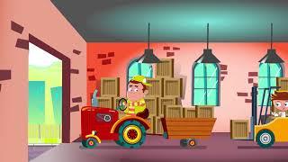 Mało nas do pieczenia chleba - Piosenki dla dzieci bajubaju.tv