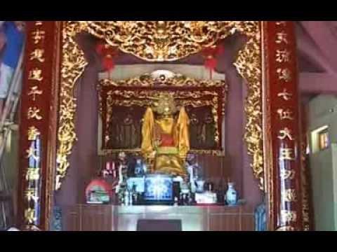 Quá trình lắp đặt hoành phi câu đối cho Đình Đông - Vĩnh Tân - Hạ Hoà - Phú Thọ