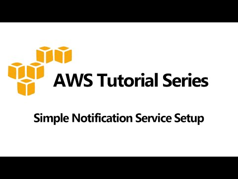 Simple Notification Service (SNS) Email Setup And CloudWatch Alarm
