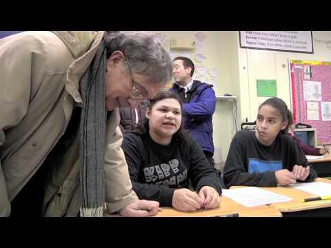 Harvard Ed School Visits KIPP