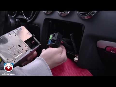 2008 Audi TT Radio Removal / Dension GW16AC1 Installation