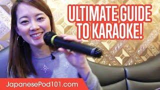 How to Use Karaoke in Japan