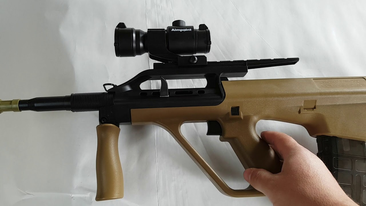 Steyr AUG Gel Blaster review by X-Force