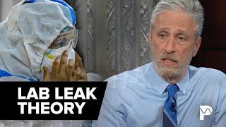 Jon Stewart Talks Lab Leak Theory On Stephen Colbert: A Breakdown
