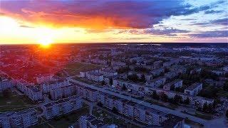 город Верхняя Салда  | 239 лет | Аэросъемка