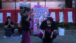 東柏ヶ谷4丁目夏祭り出演2012