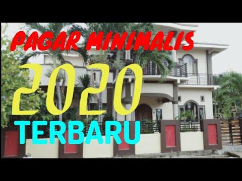 pagar minimalis terbaru 2020 720p - youtube