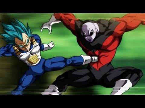 Vegeta Ultra Instinct vs Jiren [AMV] Skillet - Falling Inside The Black