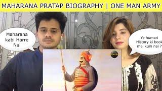 How Pakistani Reacts To | Maharana Pratap Against Akbar | Case Study By Dr.Vivek Bindra