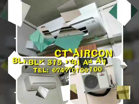 AIRCON JOBSITE BY CT