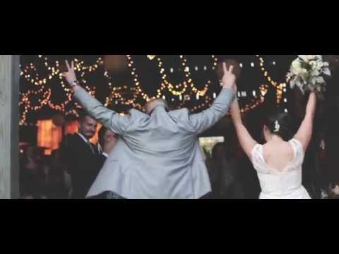 Steph + Pat \\ Wedding Music Video (Landon Austin - Once In A Lifetime)