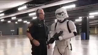 Star Wars Штурмовик. Экзамен по стрельбе