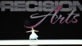 Precision Arts Dance Challenge 2016 Maggie Feldstein Blue Danube