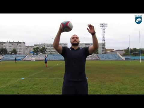 Мастер-класса Станислава Сельского: Как вбрасывать мяч в коридор