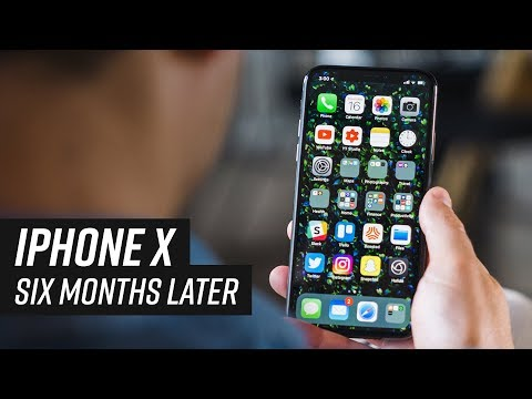 iPhone X Six Months Later: Battery Issues & More