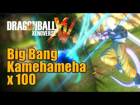 COMO CONSEGUIR EL BIG BANG KAMEHAMEHA X 100 | DRAGON BALL ...