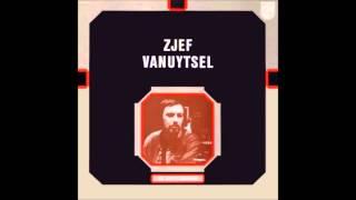 ZJEF VANUYTSEL houten kop 1970