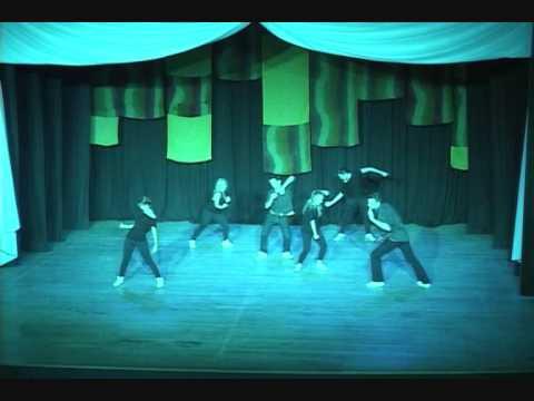 Estréia FlowR grupo de dança