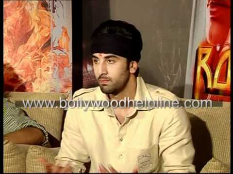 "Interview Of Ranbir Kapoor & Imtiyaz Ali for Film ""RockStar"""