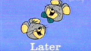 Boomerang Europe Later Ident: Pixie and Dixie