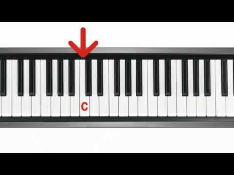 Free Piano Lesson for Kids - Learning the Piano Keyboard