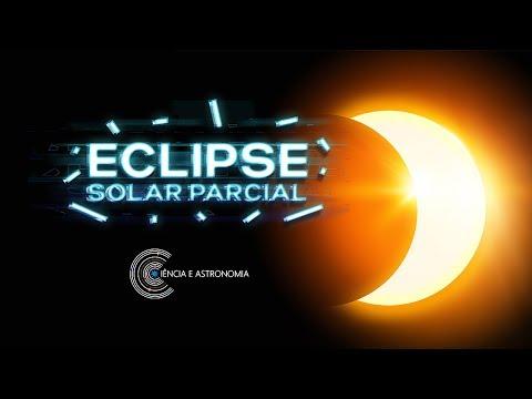 Live: Eclipse Total e Parcial Solar - 21 de Agosto