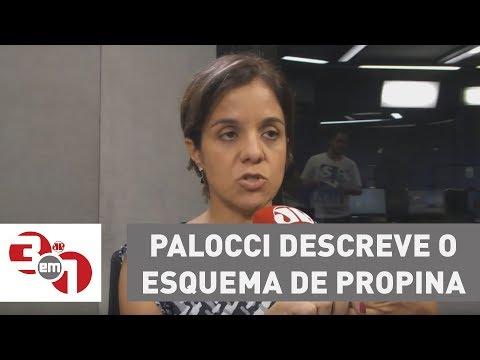 Vera: Palocci Descreve O Esquema De Propina Com O Projeto De Poder Do PT