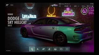 شرح لعبة جي تي وانواع السيارات GT Sport
