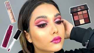Pink Cut Crease | HudaBeauty Obsessions