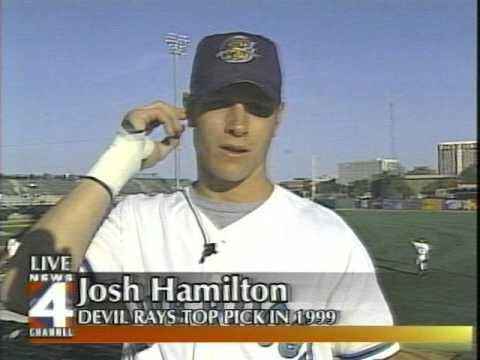 2000  with Josh Hamilton
